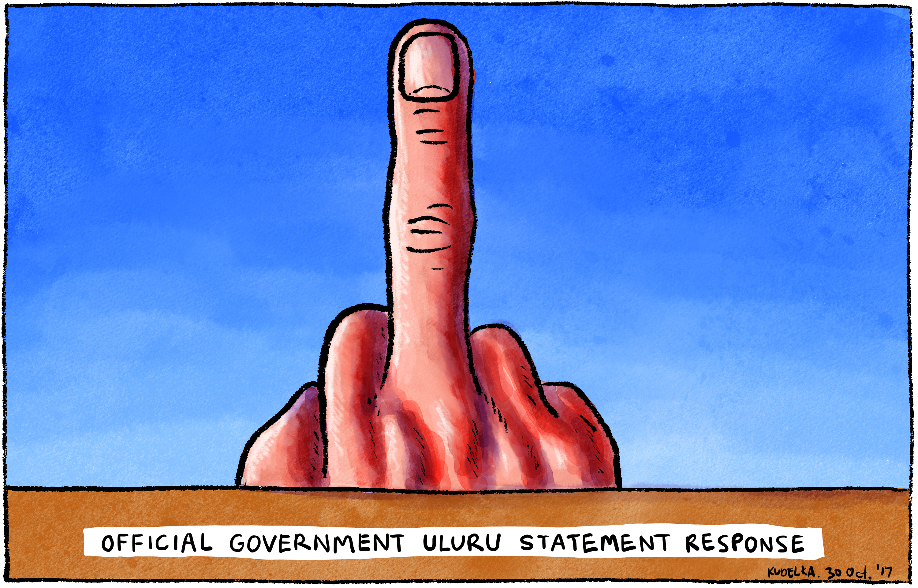 2017 Walkley Winner: Jon Kudelka