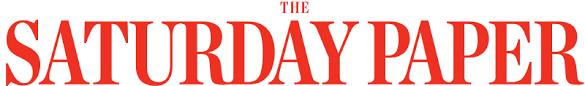Tbe Saturday Paper logo