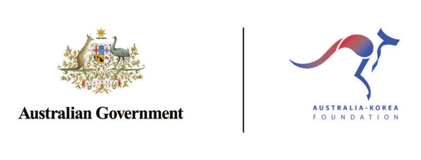 Australia Korea Foundation logo