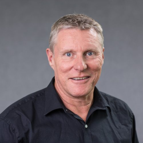 ABC Journalist Michael Brissenden