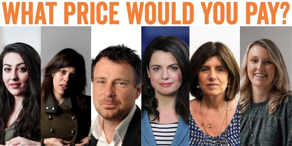 What Price Would You Pay? A Conversation about why journalism matters (Melbourne)
