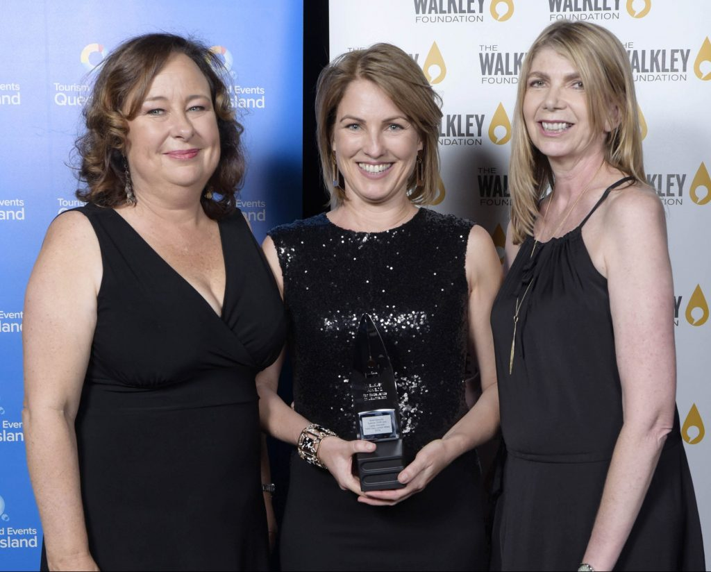 Anne Connolly, Suzanne Smith and Lesley Robinson - The