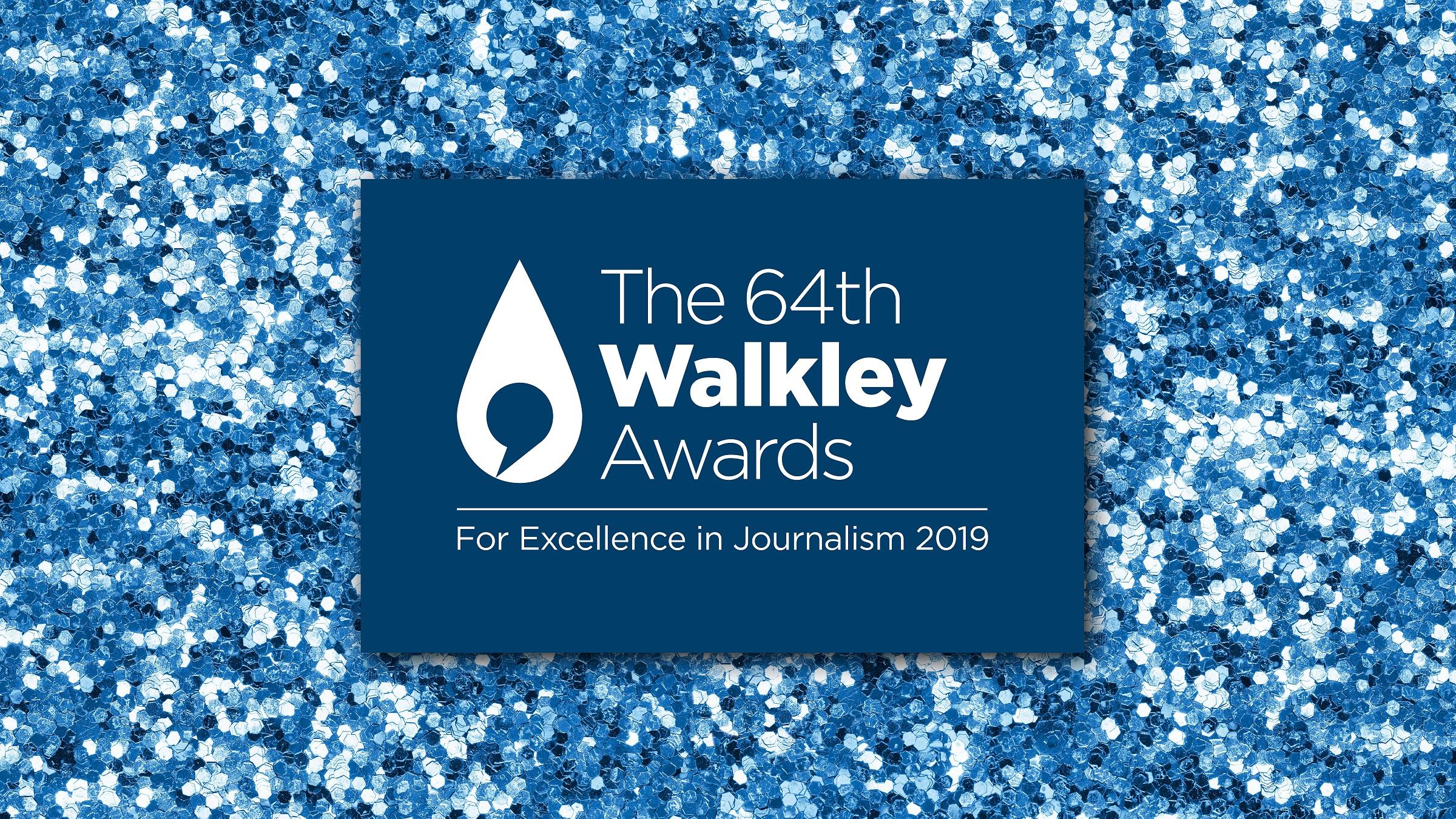 2019 Walkley Awards Gala Dinner