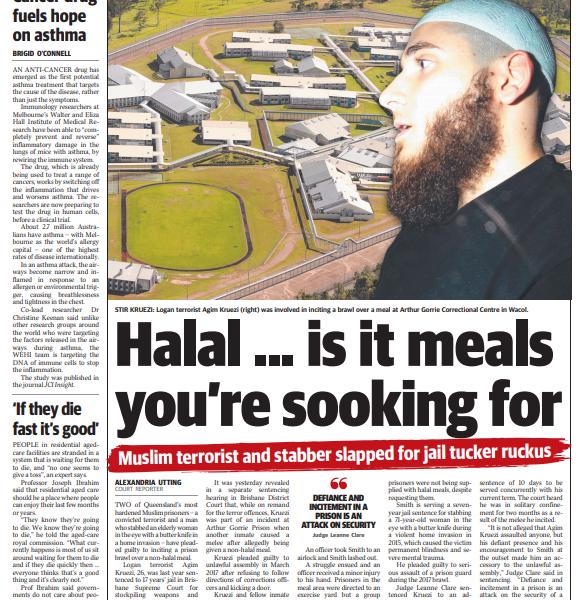 baz mcalister halal