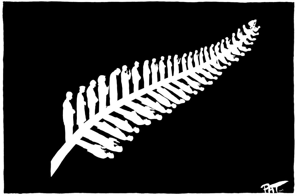 Silver Fern, Pat Campbell