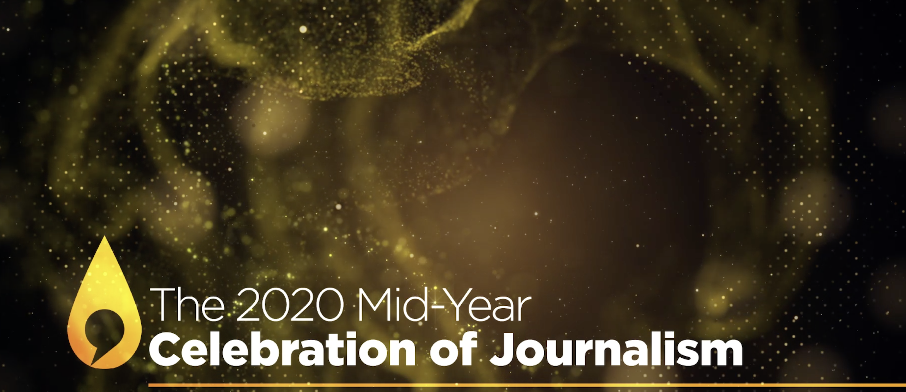 Winners unveiled for the 2020 Mid-Year Celebration of Journalism