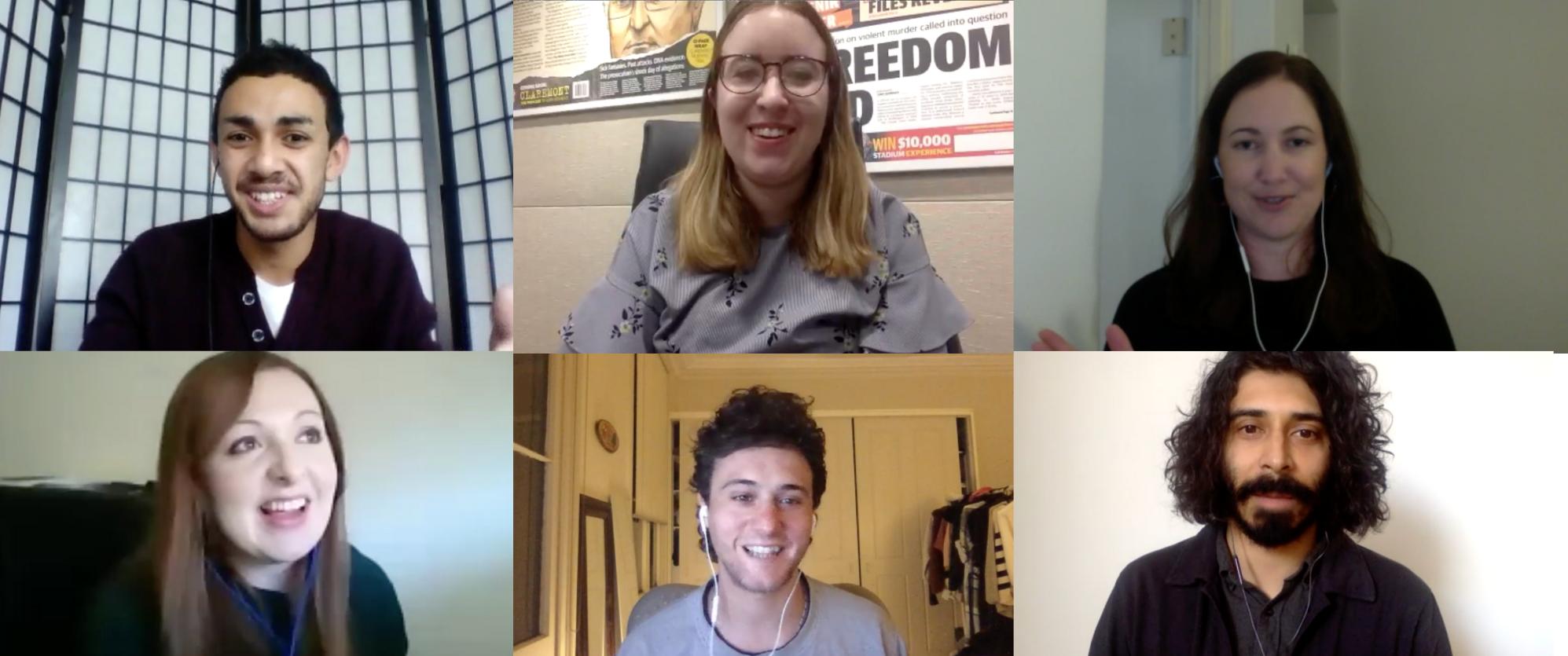 Meet Australia's best young journalists of2020