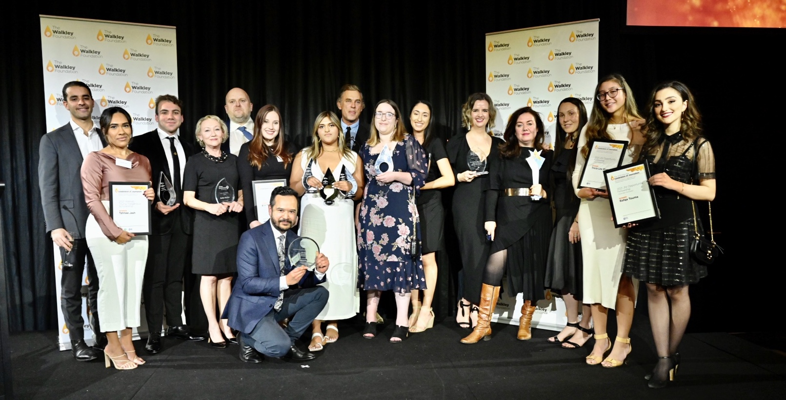 Winners unveiled for the 2021 Mid-Year Celebration of Journalism